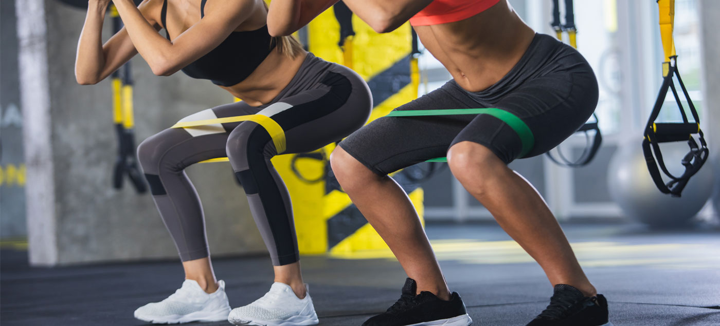 The Ultimate Resistance Band Leg Workout