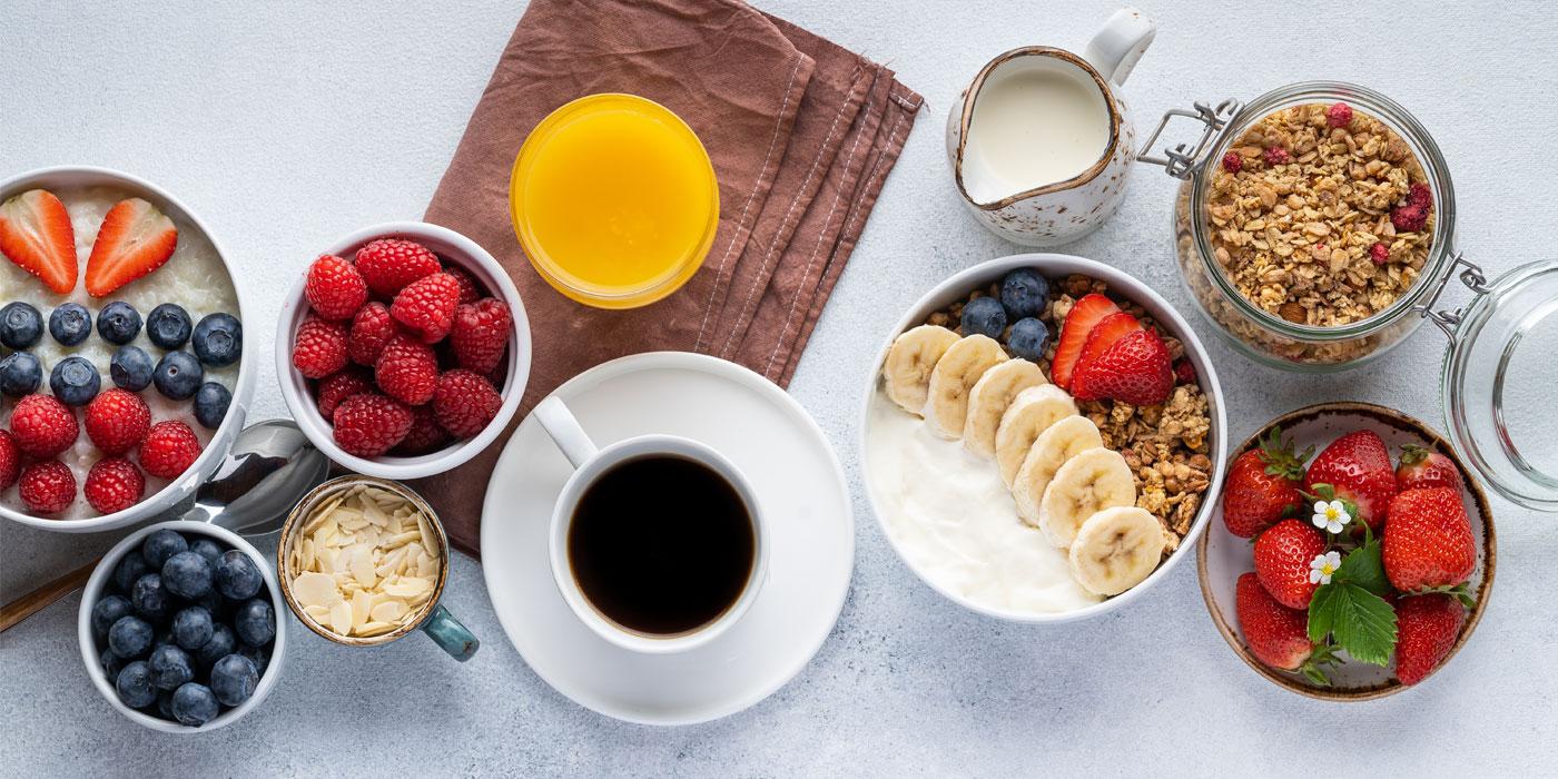 5-Minute Healthy Breakfast Recipes