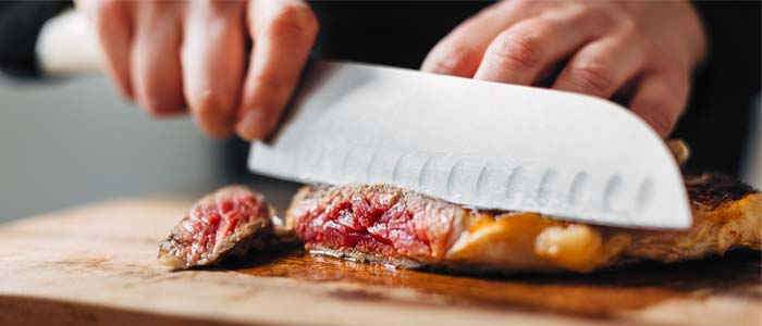 Picture of lean protein meat