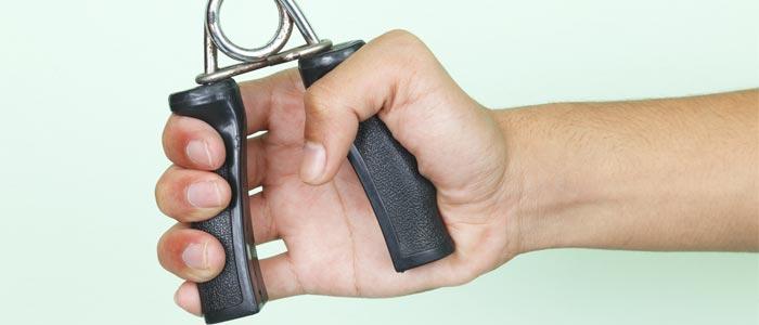 Wrist grip equipment
