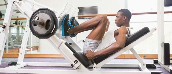 Push pull leg trainingsplan