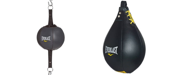 speed bag and double ended speed bag