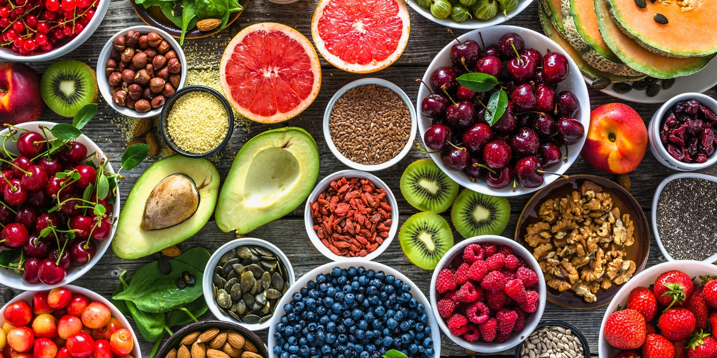The Top 10 Best Superfoods