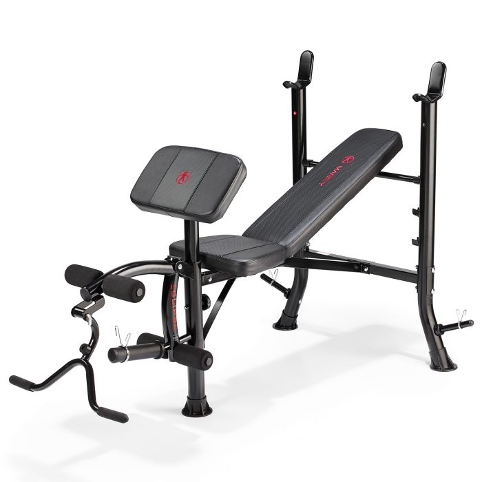 Marcy Eclipse BE1000 Starter Weight Bench