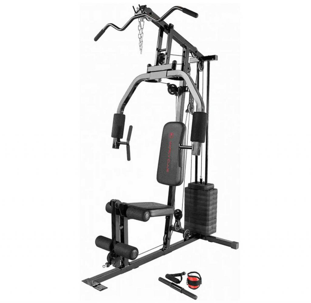 Marcy MKM-81030 Home Multi Gym with 45kg Weight Stack