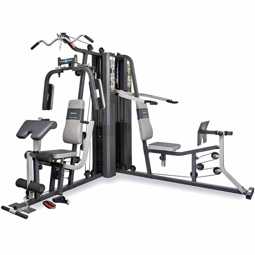 Marcy GS99 Dual Stack Home Corner Multi Gym