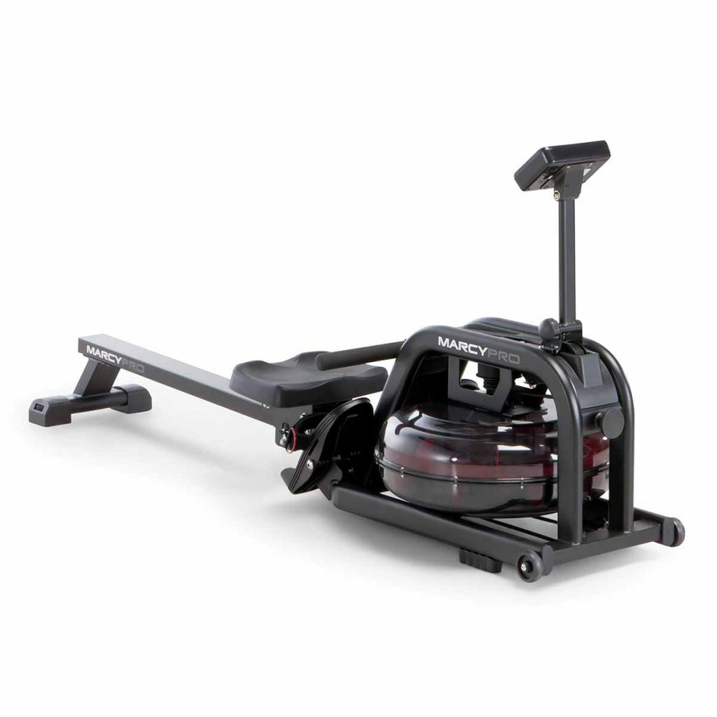 Marcy Pro NS-6070RW Hydro Rower with Stroke Tracker