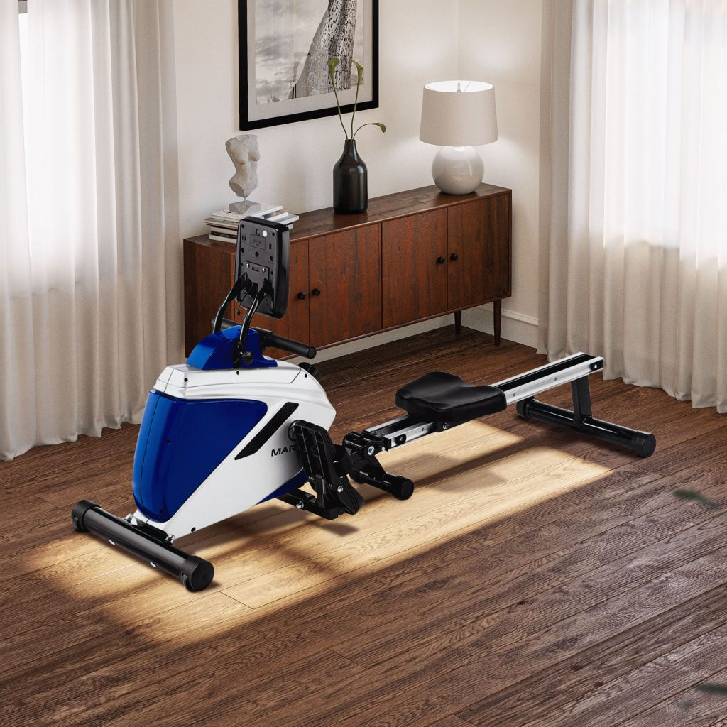 Marcy Azure RE1016 Magnetic Folding Rowing Machine