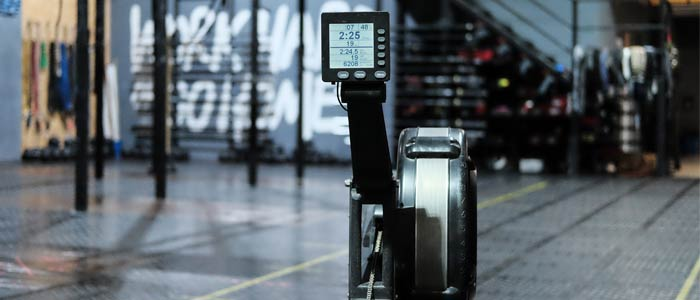 Features of rowing machines