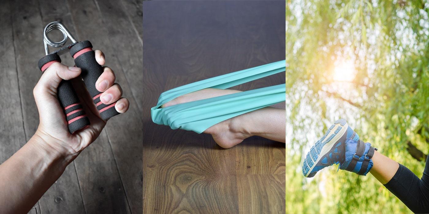 Strengthening Exercises for Hands & Feet