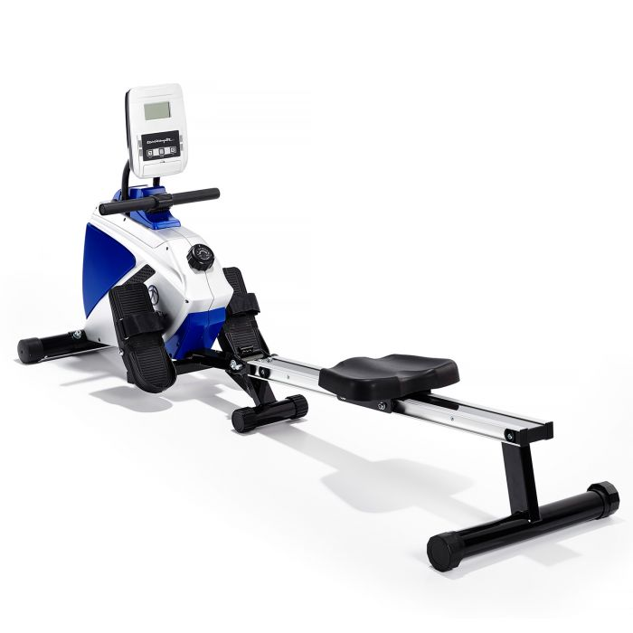 Marcy Azure RE1016 rowing machine for a garage gym