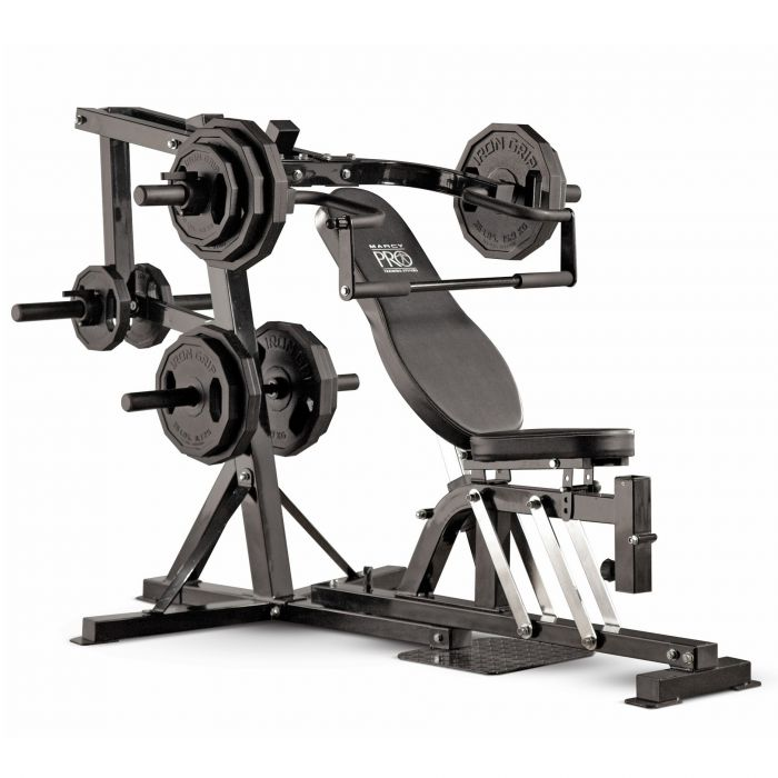 Marcy Pro PM4400 Leverage Home Multi Gym