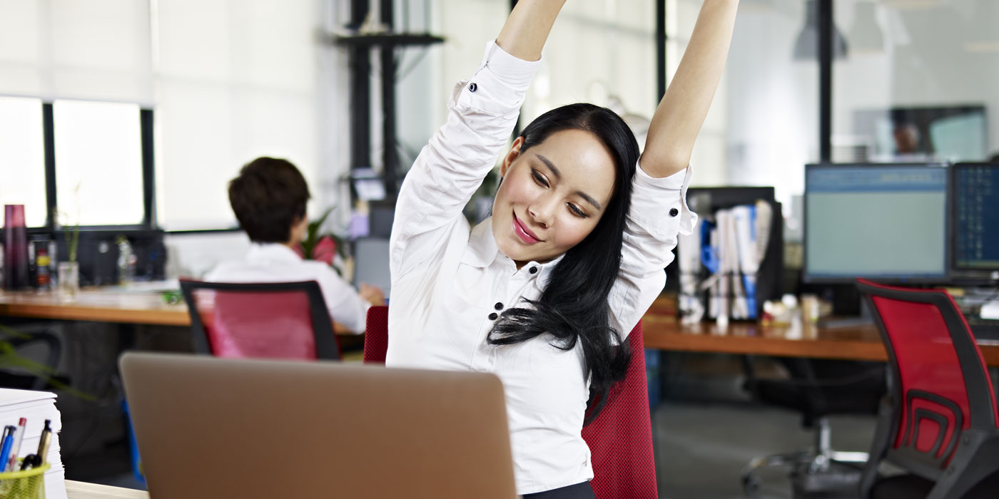 Can Exercising Increase Productivity?
