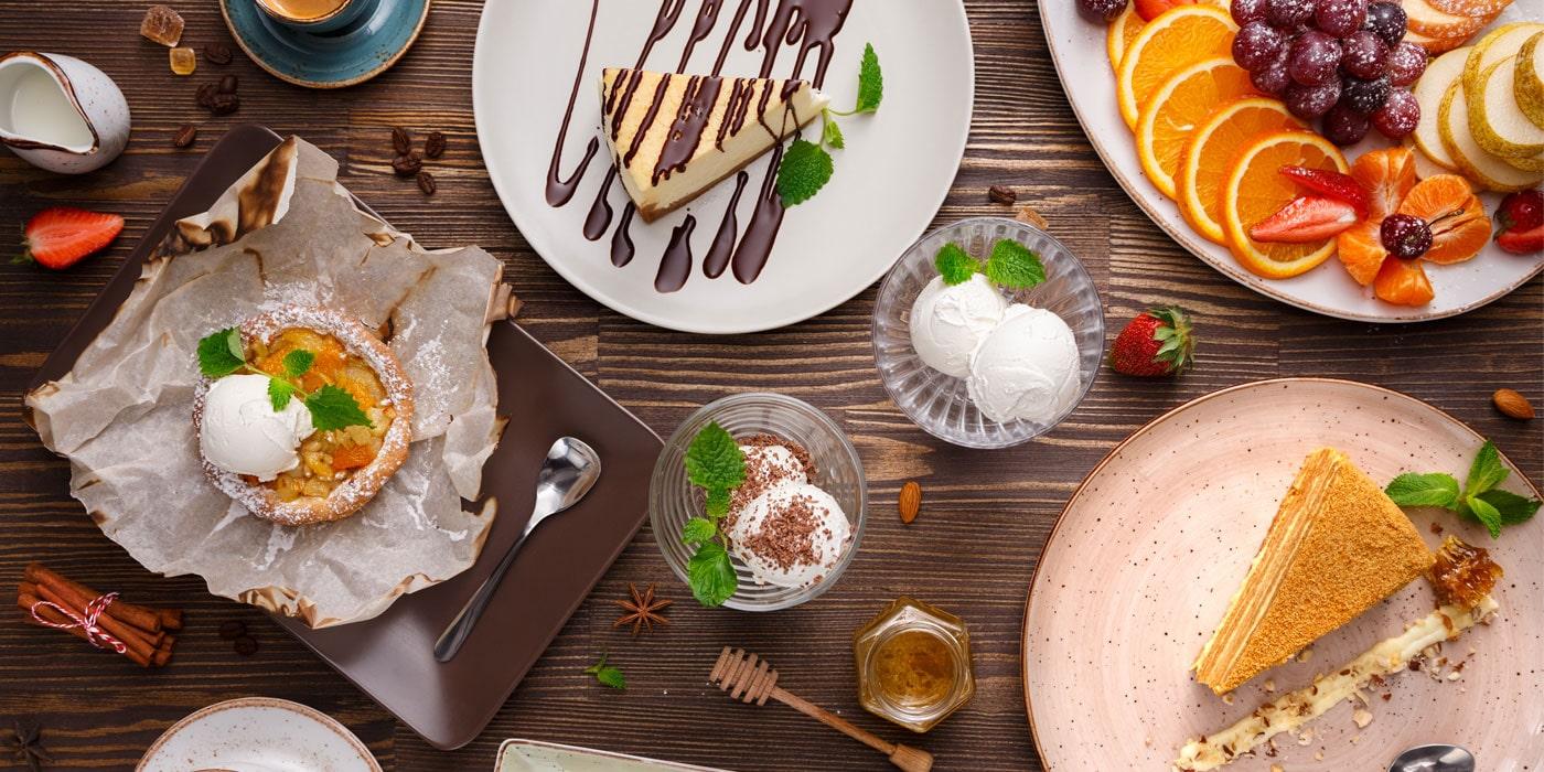 The 5 Best Healthy Desserts