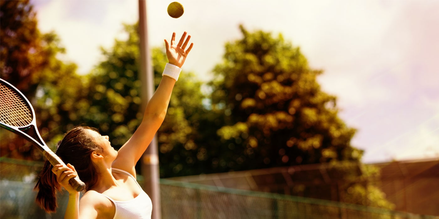 Strength Training That Can Improve Your Tennis Game