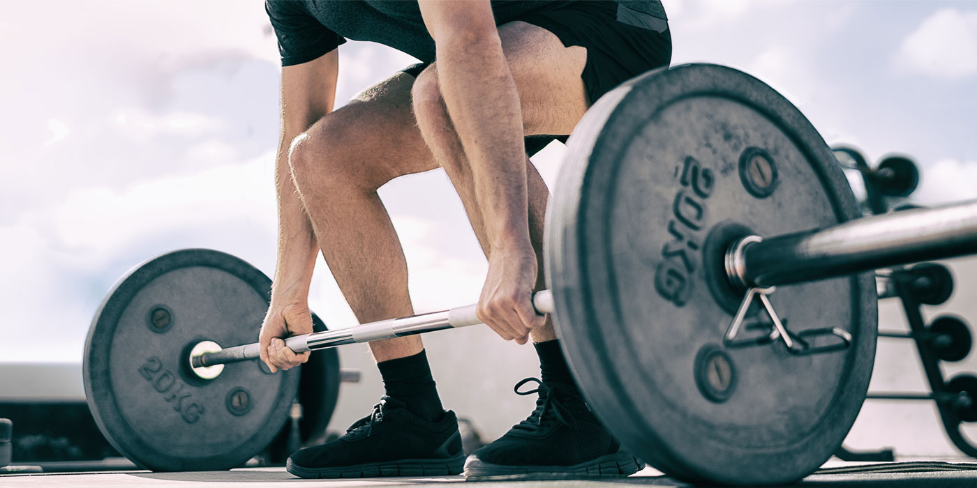 How to Weightlift Like an Olympian