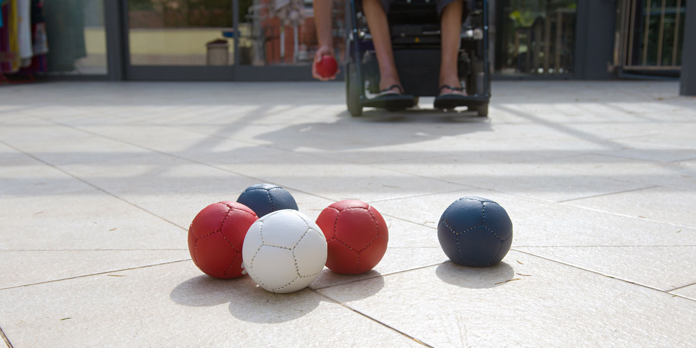 What Is Paralympic Sport Boccia?