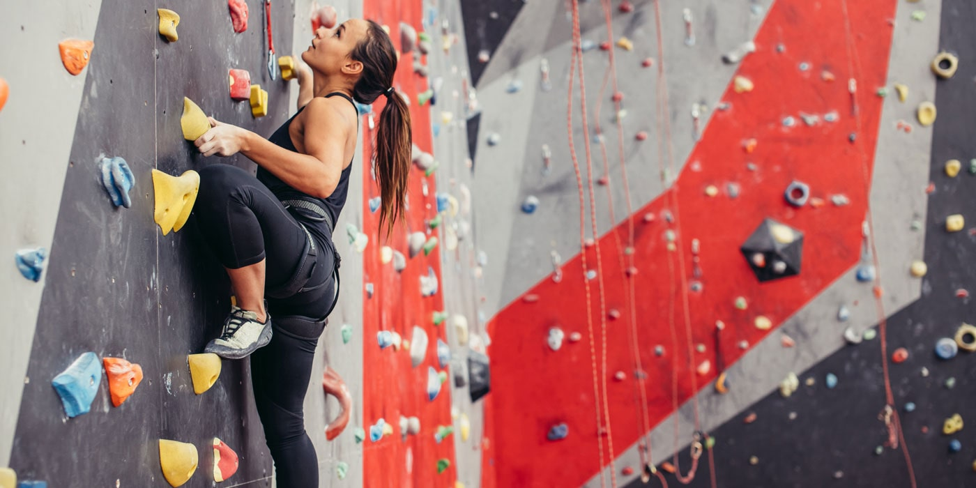 Getting Started With Olympic Sport Climbing