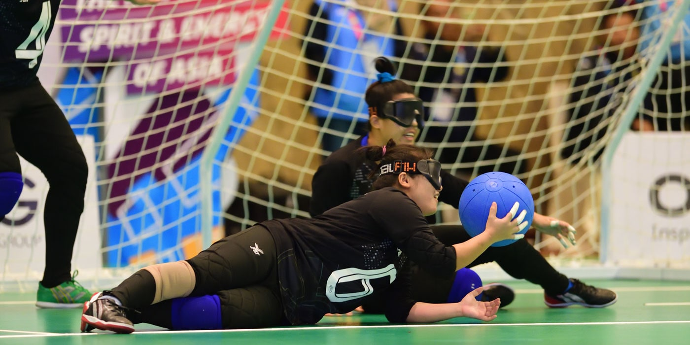 The Benefits of Goalball For The Visually Impaired
