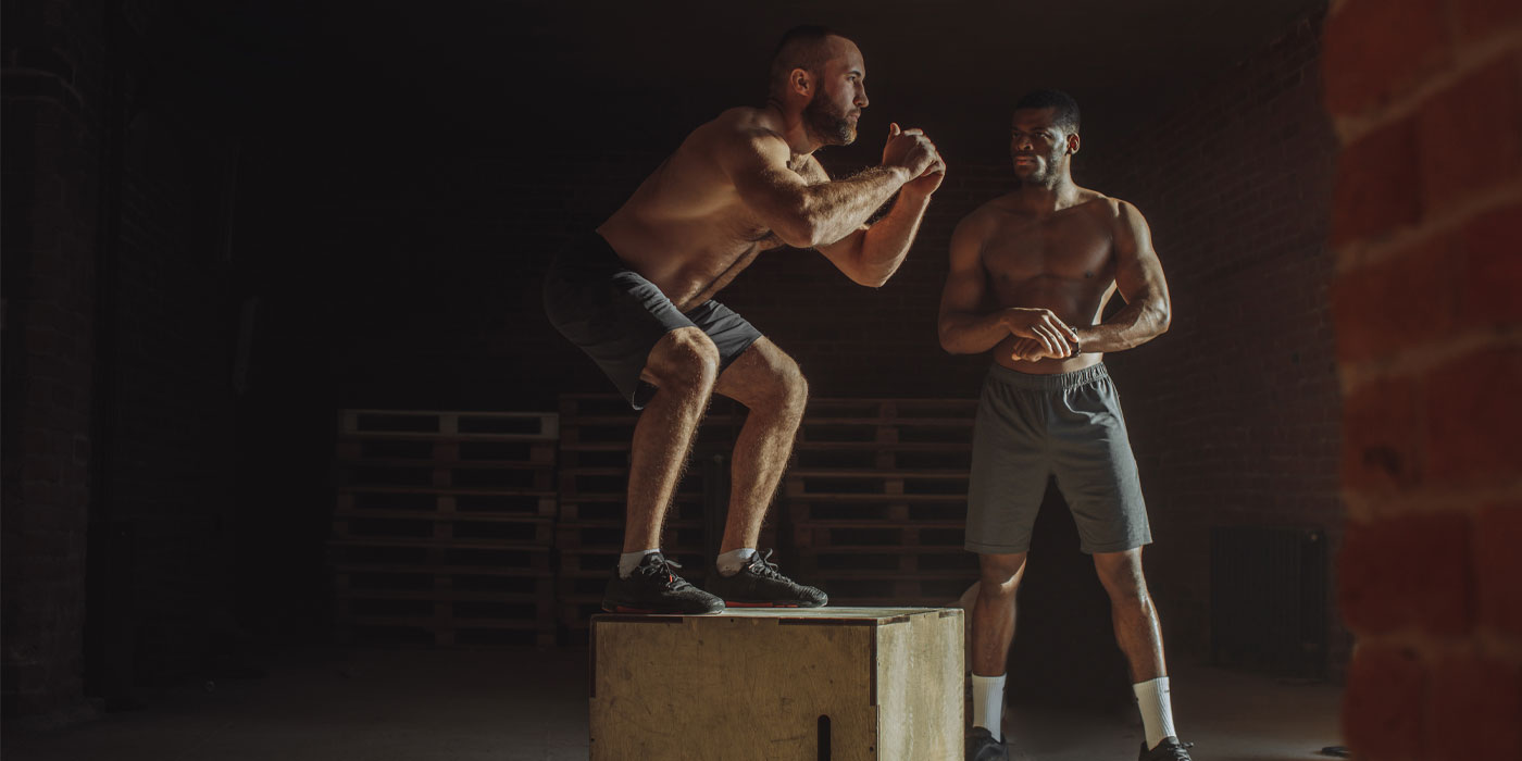 9 of The Best Plyobox Exercises You Can Do