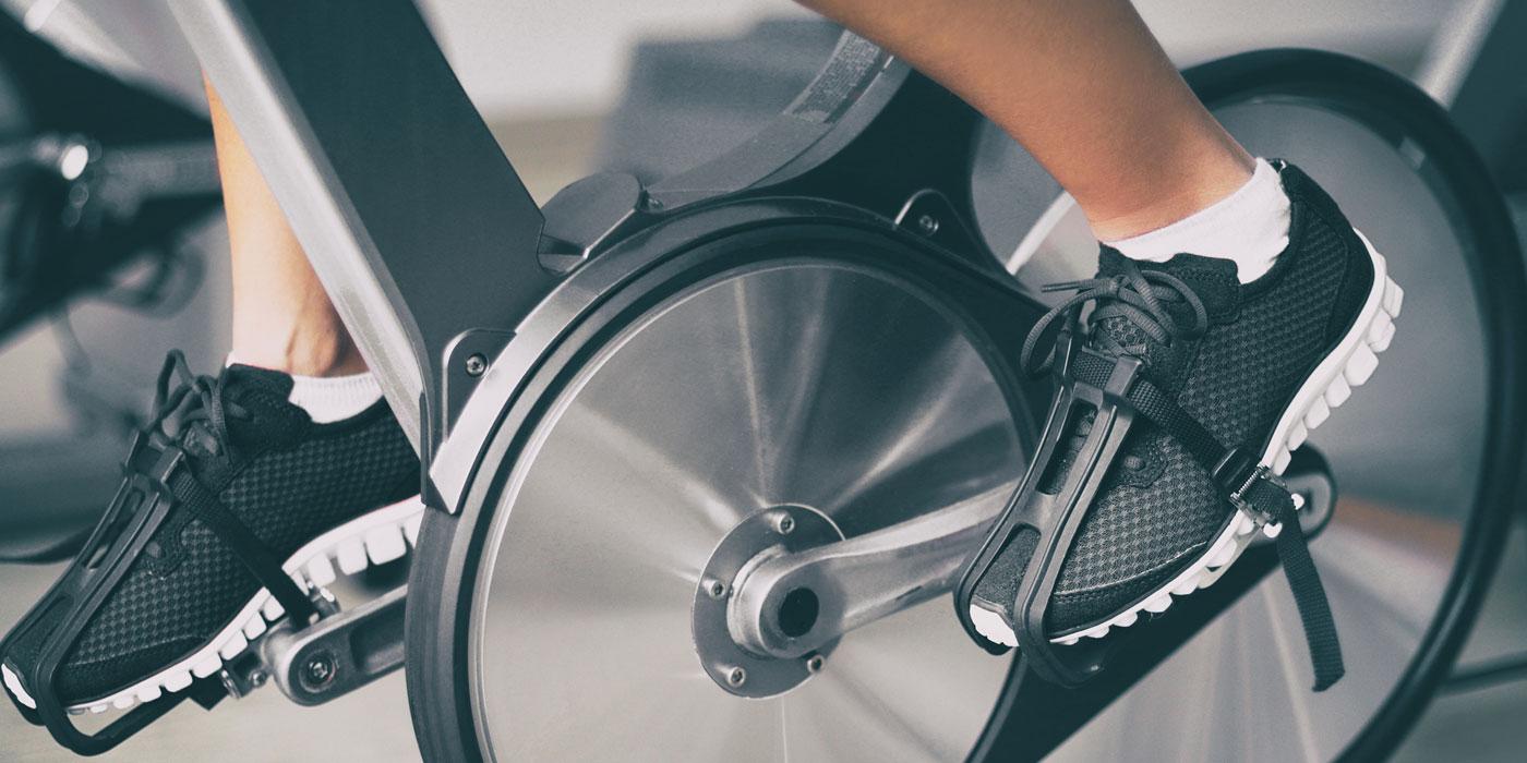 Davina X-Folding Exercise Bike