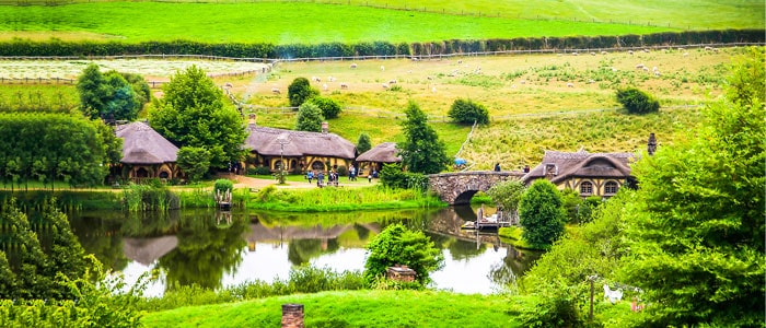 the shire New Zealand.